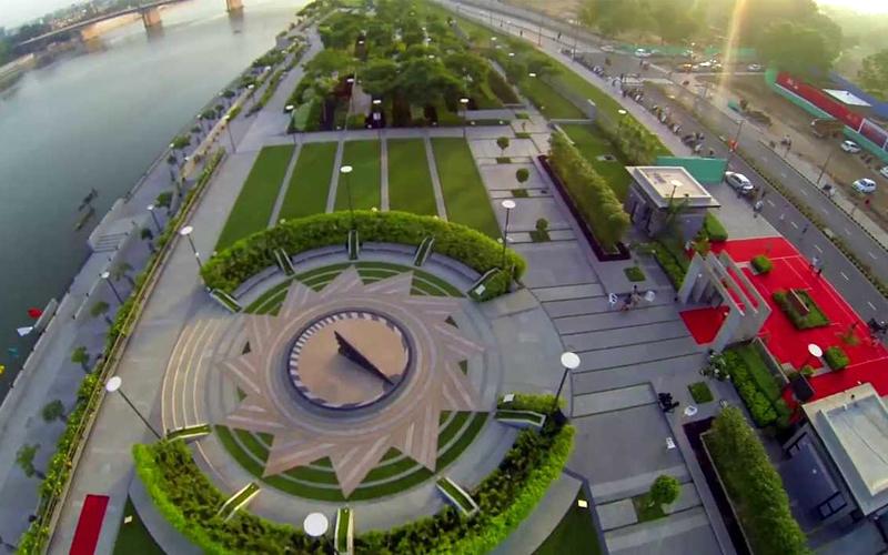 sabarmati-riverfront-ahmedabad Gujrat