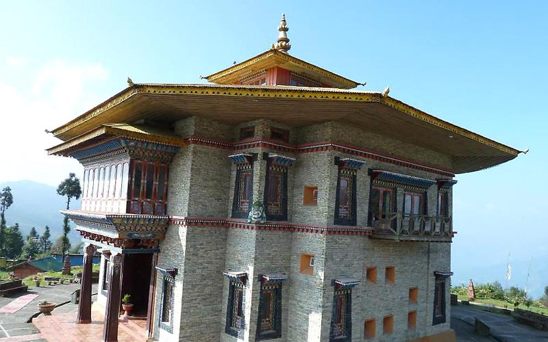Sanga Choling Monastry Gurudongmar Lake Sikkim