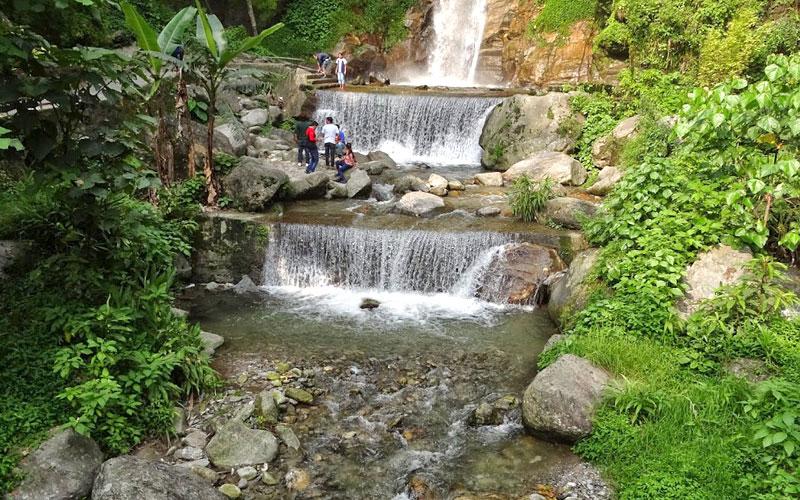 banjhakri-falls-gangtok
