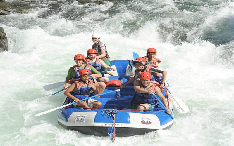 bhadra-white-water-river-rafting-chikmagalur karnataka
