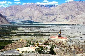 diskit-monastery-leh-ladakh-jammu-kashmir