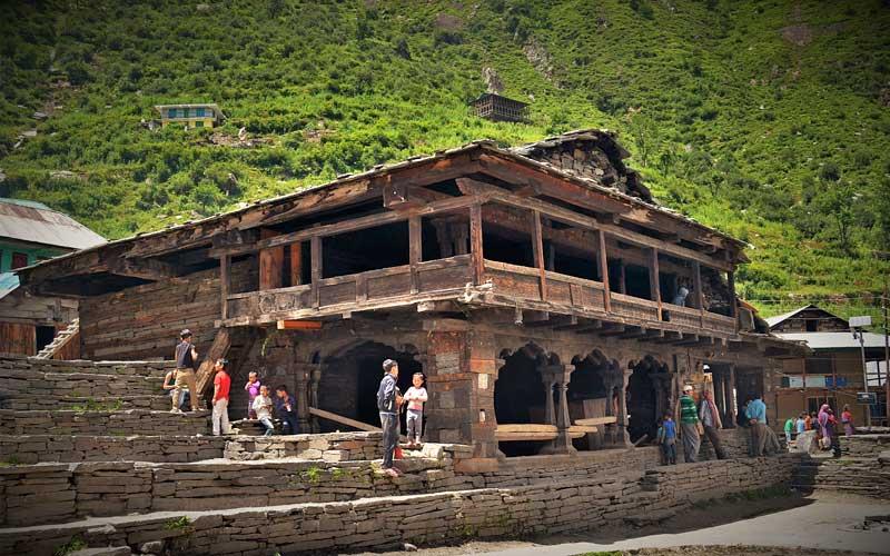 malana-burnt-house-kasol-himachal