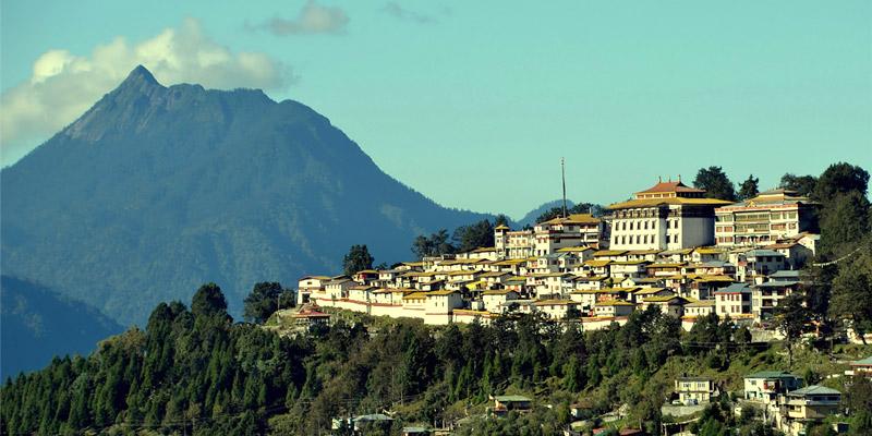 tawang-view arunachal pradesh