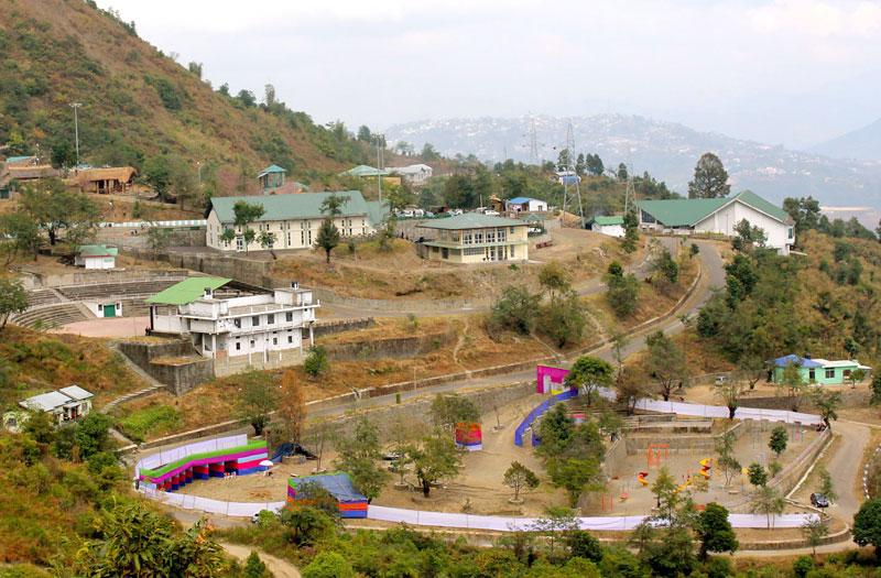 Kisama Heritage Village Nagaland