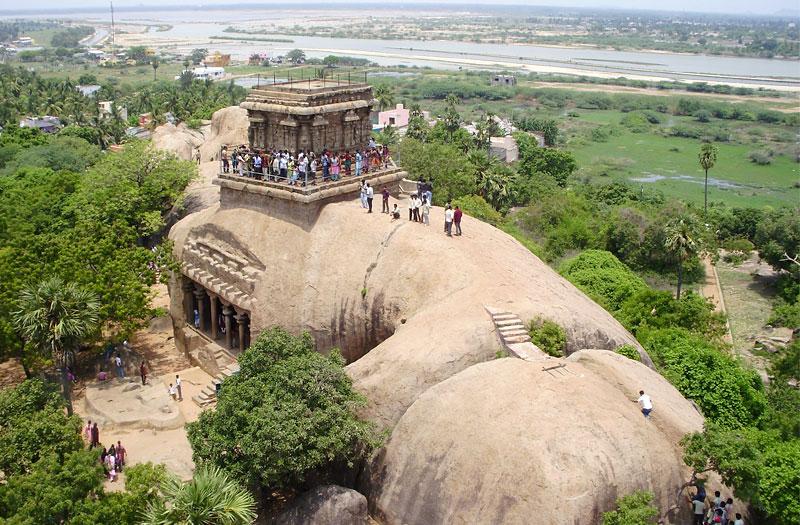 mahabalipuram-beach-tamil-nadu-india