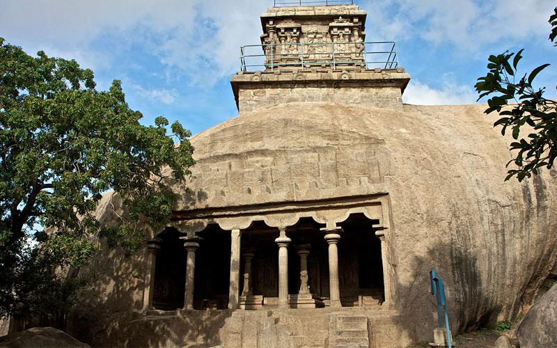 mahishamardini-cave-mahabalipuram