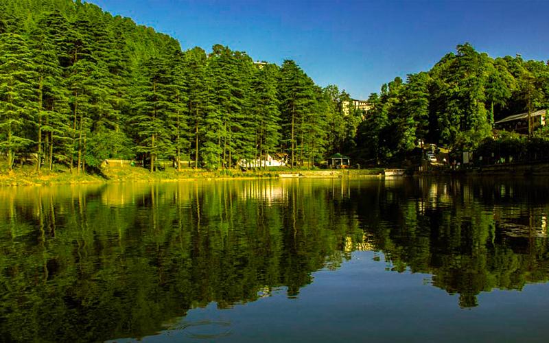 dal-lake dharamshala