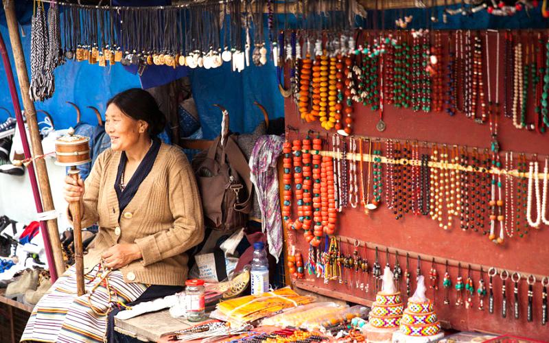 meclodganj-market
