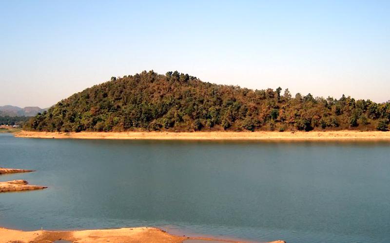 ansupa lake cuttack india