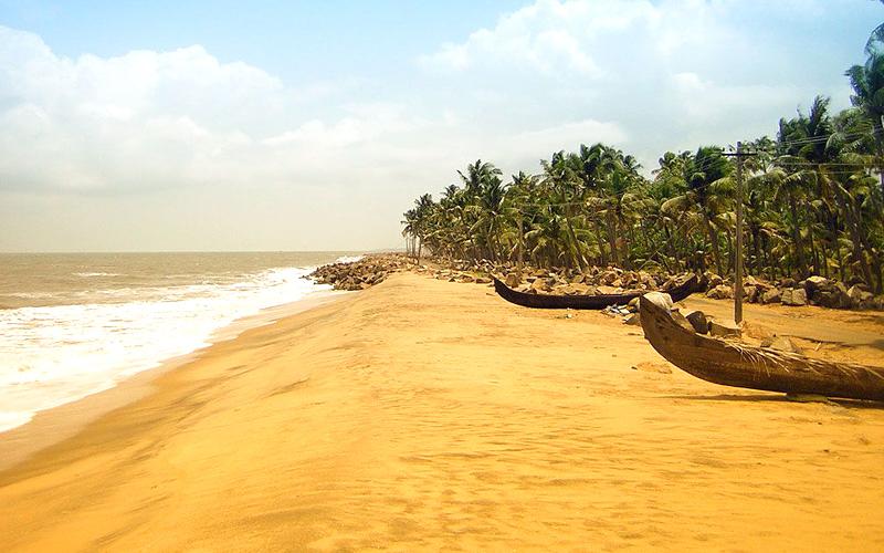 cherai beach kochi india
