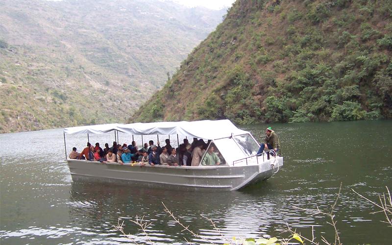 kagbhusandi lake india