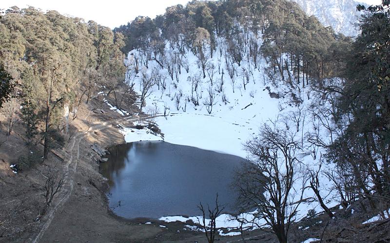 milam glacier munsiyari india