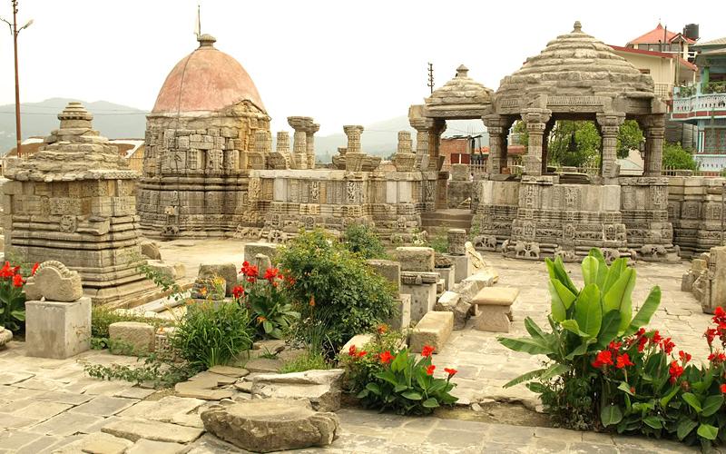 munsiyari temple india