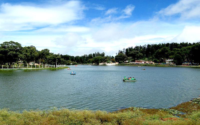 panamara thupatti lake india