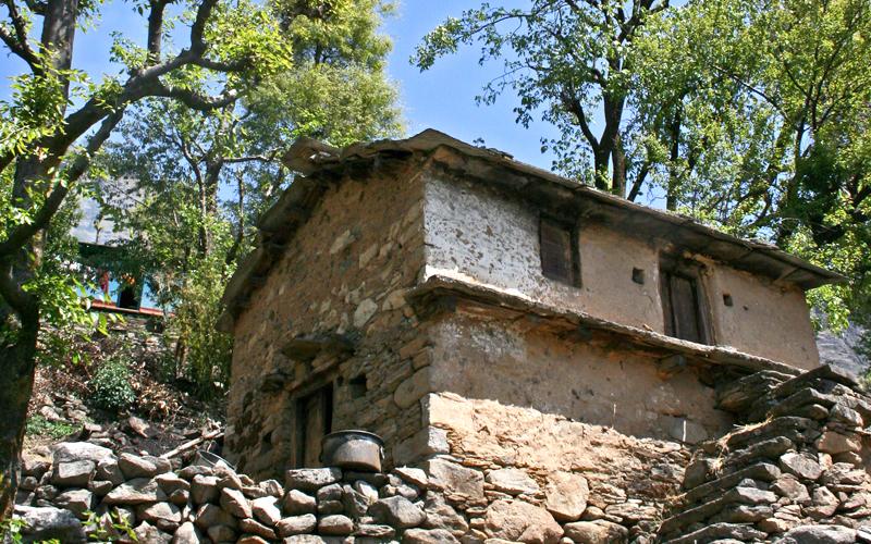 rameshpur village india