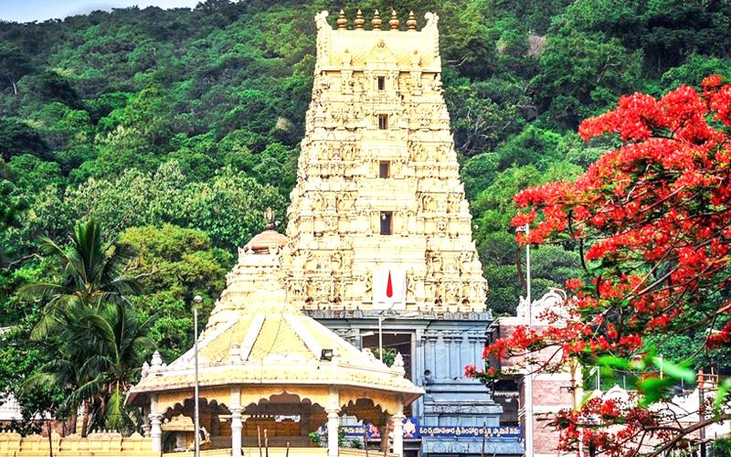 simhachalam temple india