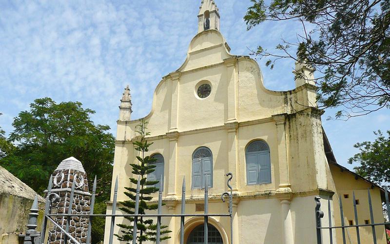 st. francis church kochi india