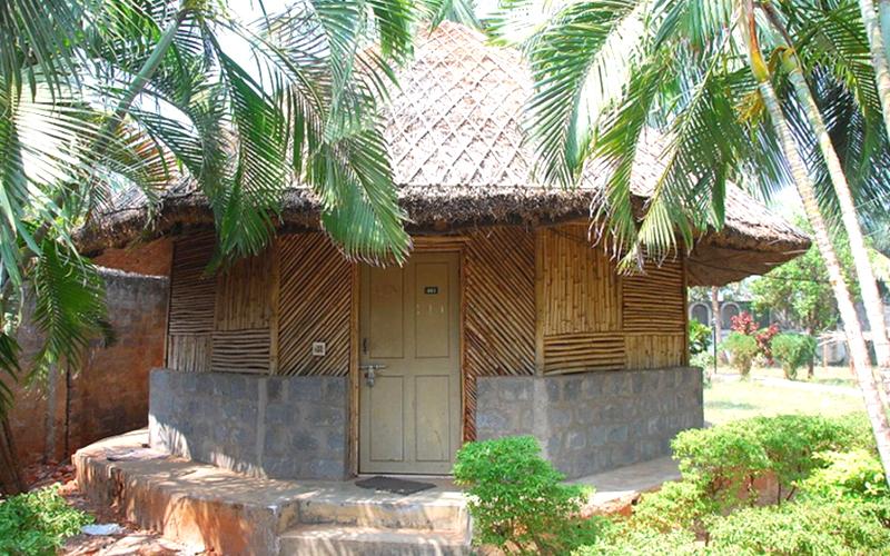 sunray village resort india