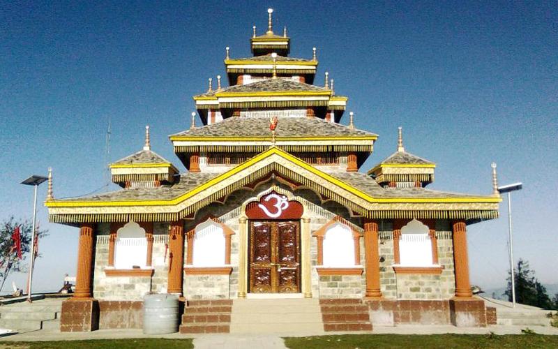 surkanda devi temple india