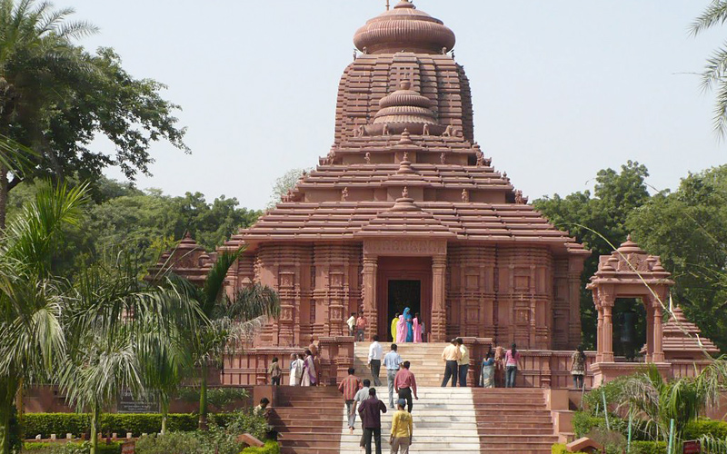 temple in gwalior india