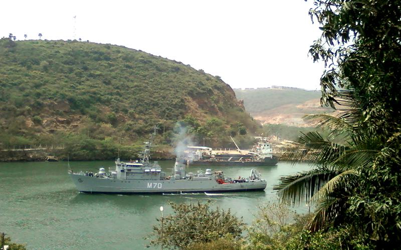 visakhapatnam port india