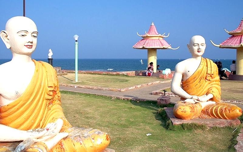 vuda park visakhapatnam india