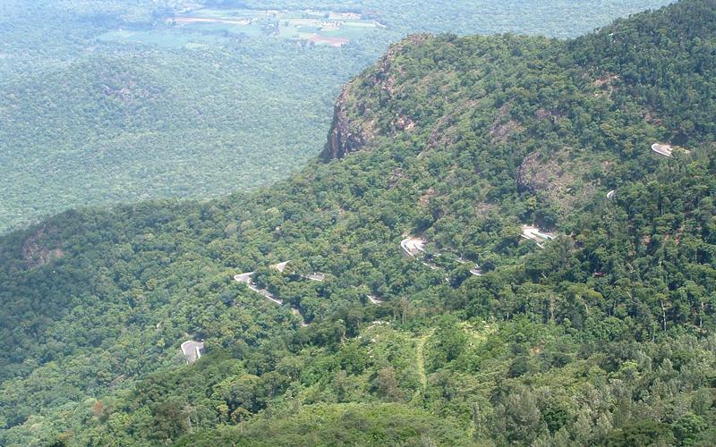 yercaud hills india
