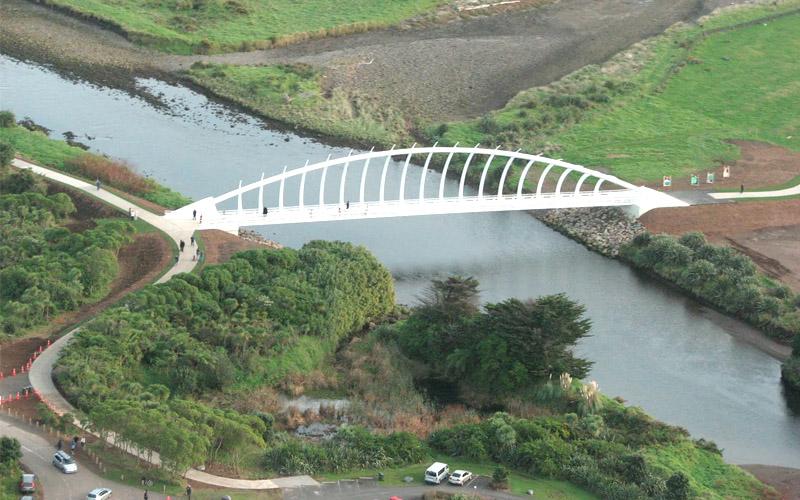 bridge in rewa india