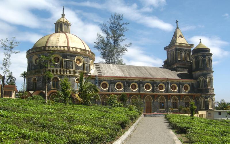 church in kottayam india