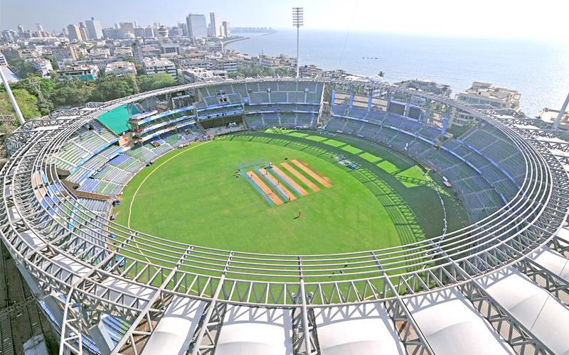cricket stadium in rajkot india