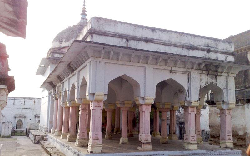fort in rewa india