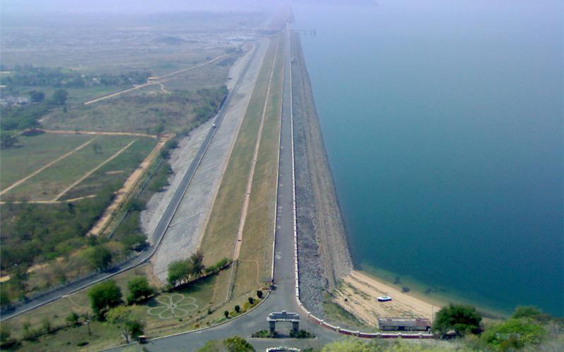 hirakud dam india