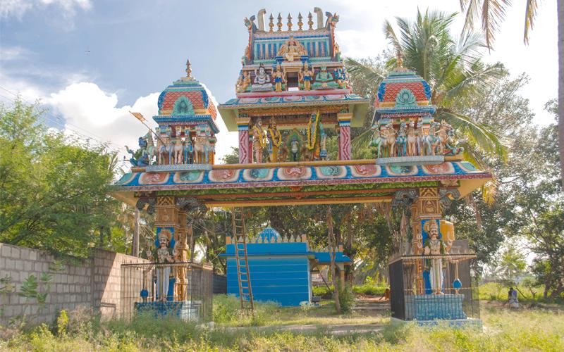 nagarajar temple manjakombai india
