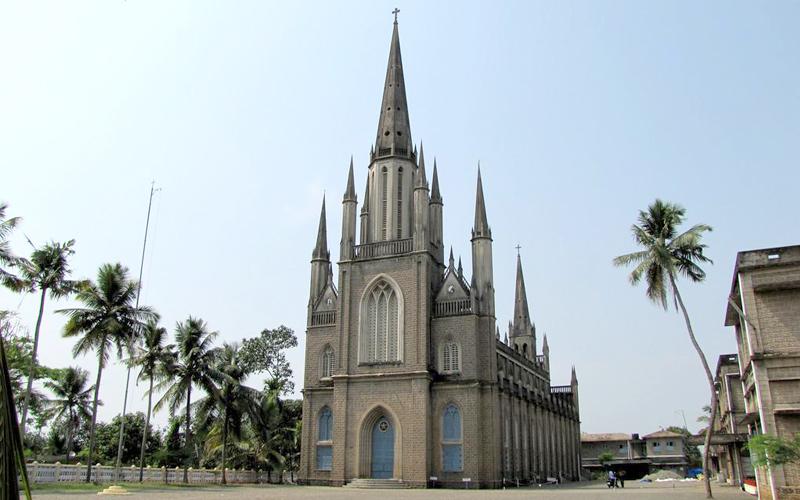 poonjar palace in kottayam india