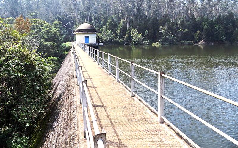 ralliah dam coonoor india