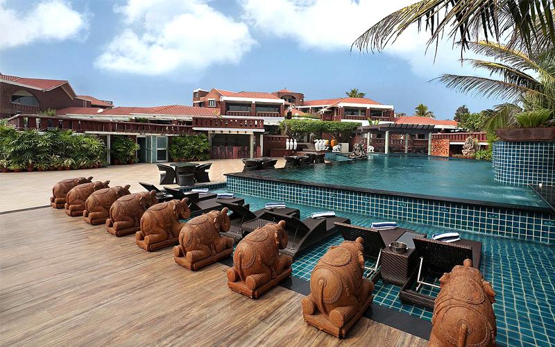 resort in debagarh india