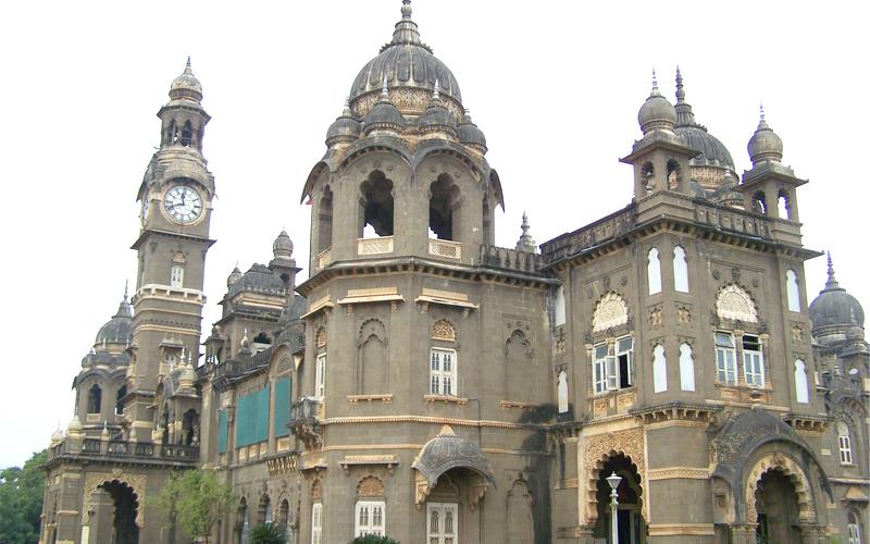shahuji chhatrapati museumin kolhapur india