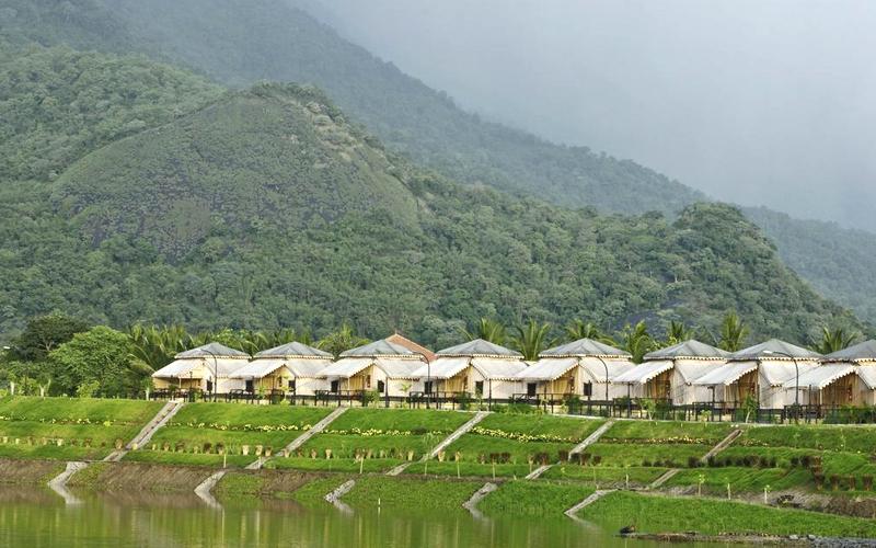 tamara resort coimbatore india