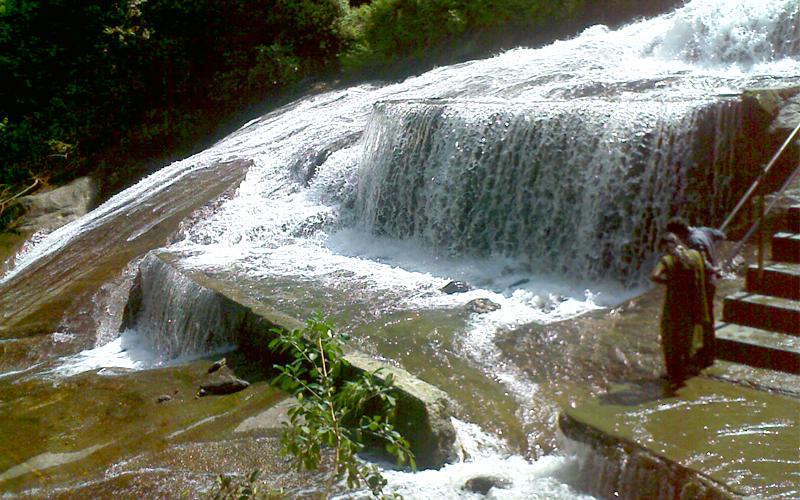 vaideki falls in coimbatore india