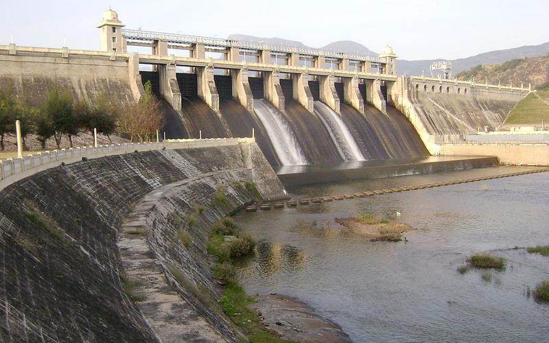 amaravathi-dam-india