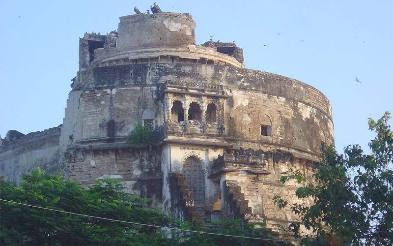 bhujio-kotho-india