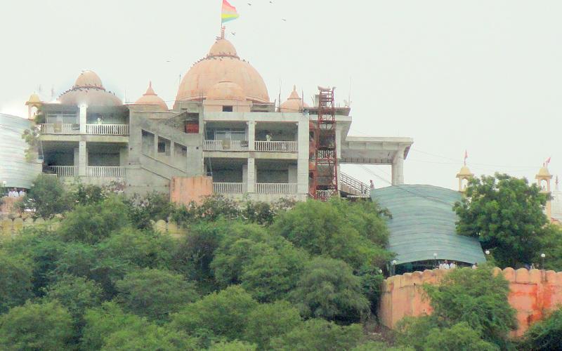chauth-mata-temple-india