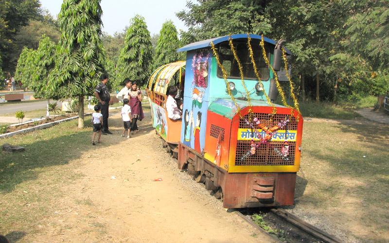 city-park-bokaro-india