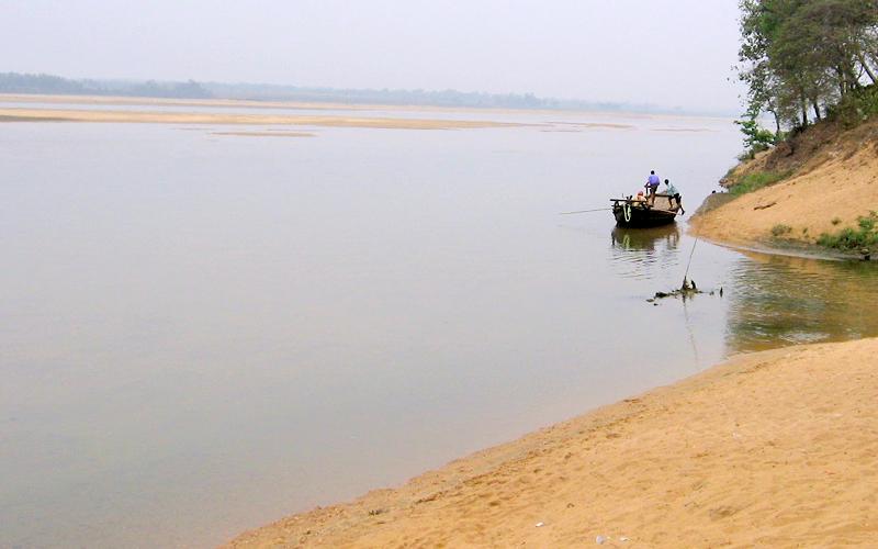 damodar-river-india