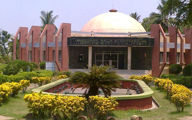 meghnad-saha-planetarium-india