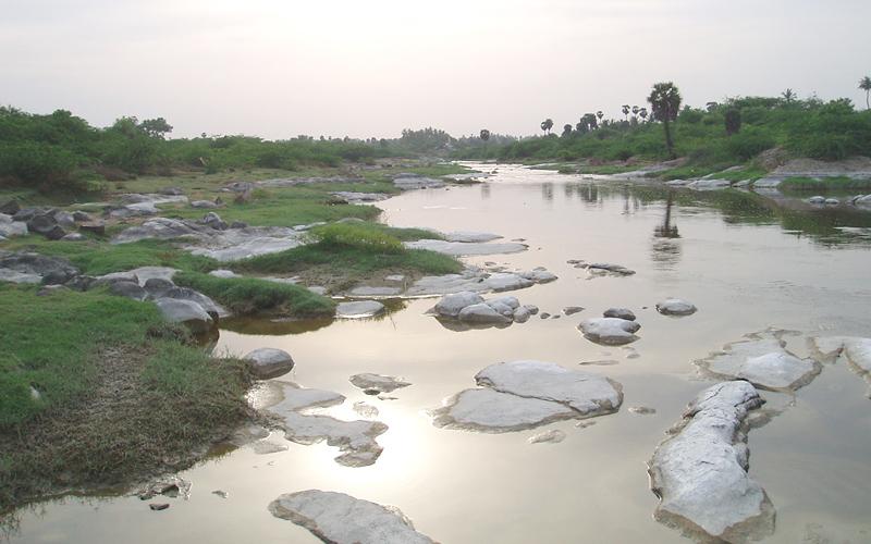 noyyal-river-india