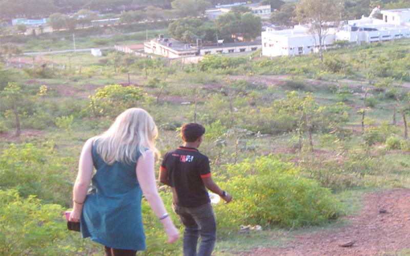 nrupatunga-hill-india