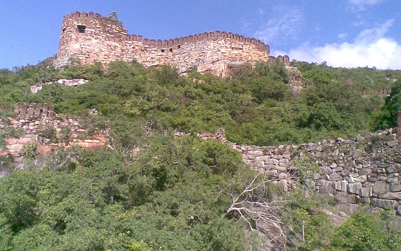 udayagiri-fort-india