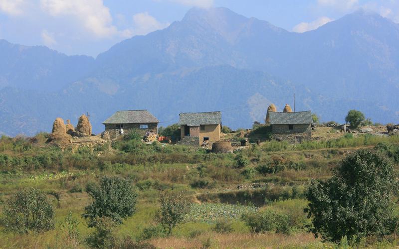 village-dayna-park-india