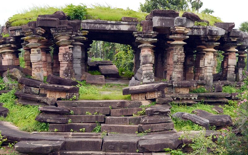warangal-fort-india